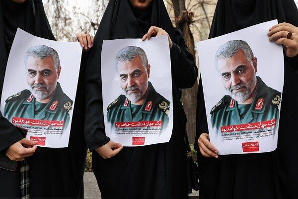 دادگاهشبیهسازی برایعاملان ترور سردار سلیمانی برگزار میشود