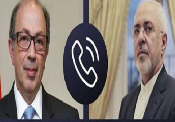 Zarif, Armenian counterpart confer on mutual coop.