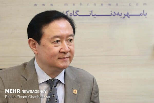 China ready to work with Iran in fight against terrorism