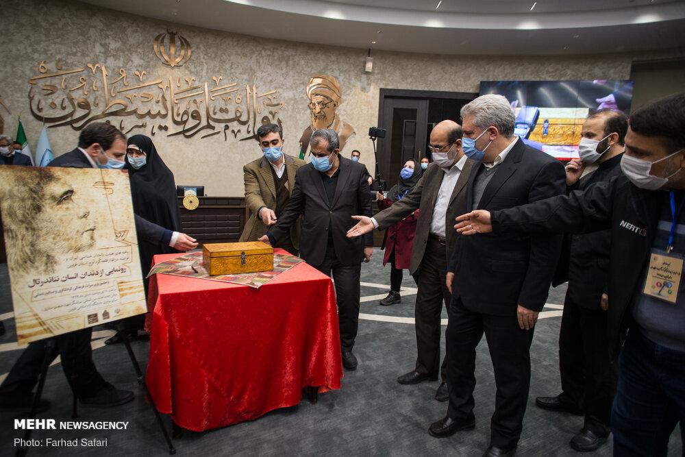 سفر وزیر میراث فرهنگی، گردشگری و صنایع دستی به دیار مینودری