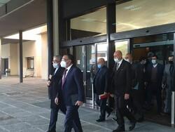 وزير الطاقة الايراني يصل بغداد