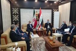 Tehran, Baghdad discuss economic, trade coop.