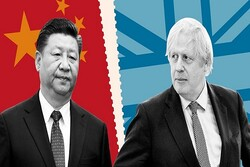 Beijing urges London to end interference in China's affairs