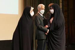 استاد دانشگاه شیراز برنده جایزه ملی زن و علم دکتر مریم میرزاخانی