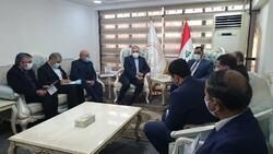 Iranian Energy Min. meets Iraqi Central Bank Governor