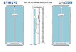 فناوری جدید سامسونگ برای مخفی کردن دوربین زیر نمایشگر