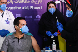 Starting of human phase of Iranian COVID-19 vaccine