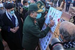 Yezd kentinde Şehit General Kasım Süleymani anıldı