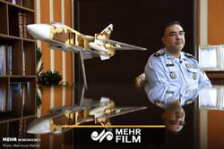 یقین امام، قوت قلب نیروی هوایی در دفاع مقدس بود
