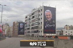 Lübnan, Şehit General Süleymani'yi anmaya hazırlanıyor