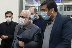 رئیس کمیته امداد به استان بوشهر سفر کرد