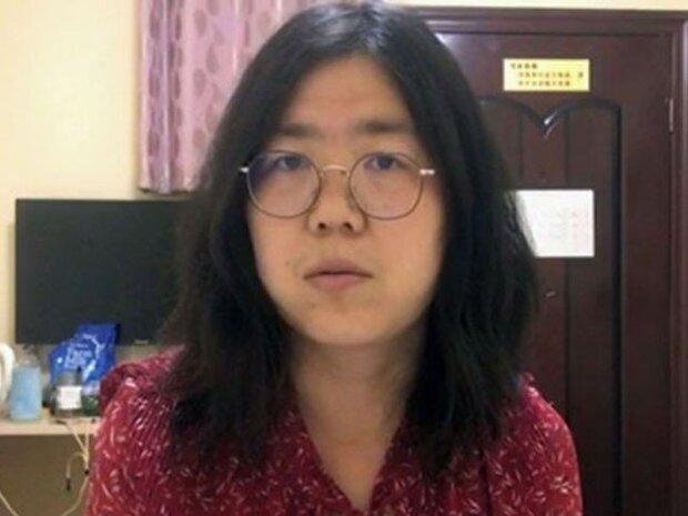 چين  میں کورونا سے متعلق خبر شائع کرنے والی صحافی خاتون کو 4 سال قید کی سزا