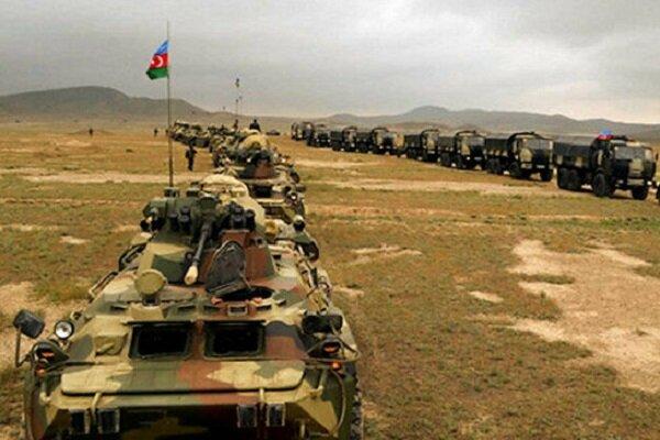 Azerbaycan ordusu tatbikat yapacak