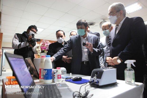 VP visits achievements of Comprehensive Natl. Health Plan