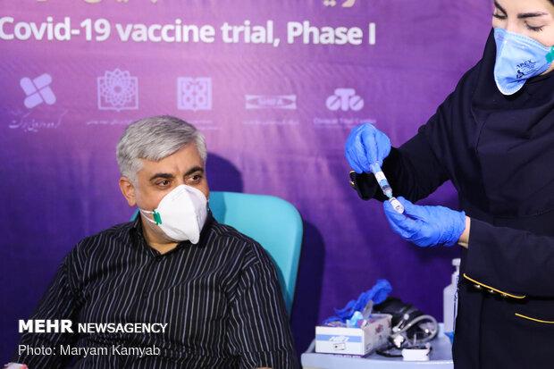آخرین وضعیت دریافت کنندگان واکسن ایرانی کرونا/ زمان تزریق بعدی