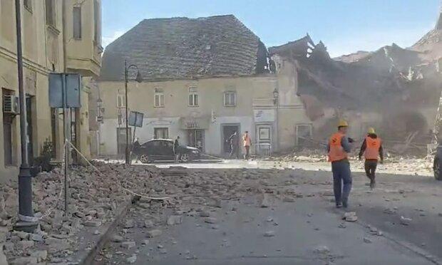 6.3 Richter earthquake jolts Croatia