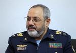 ايران تزيح الستار عن اول طائرة قتالية مسيرة ذات جسم عريض