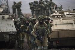 مناورات جیش العدو العسكرية الیوم