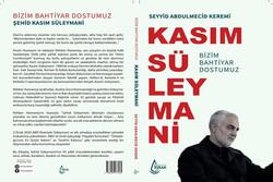 Şehit General Süleymani'yi anlatan kitap Türkçe'ye kazandırıldı