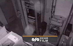 VIDEO: CCTV footage from store in Croatia shows quake moment