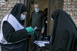 ۲۳۰ نیروی بسیجی شیروان در قرارگاه شهید سلیمانی فعال هستند