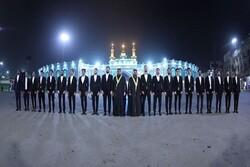 تولید نماهنگ «رایه النصر»در حرم های مطهر کربلا و دمشق/همخوانی بین المللی برای شهید سلیمانی