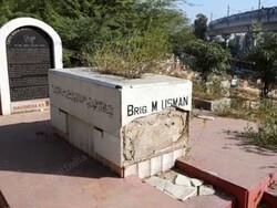 بھارت میں انتہا پسند ہندوؤں نے مسلم دشمنی میں مسلمان فوجی ہیرو کی قبر توڑ دی