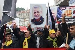 Türkiye'de Şehit General Süleymani için özel program düzenlenecek