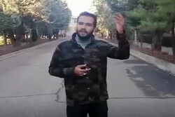 أبناء الجهاد الإسلامي في إيران يحيون ذكرى إستشهاد قادة النصر على طريقتهم الخاصة