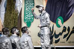 ۶ تئاتر خیابانی به افتخار «سردار دلها» در شیراز به میدان می آید