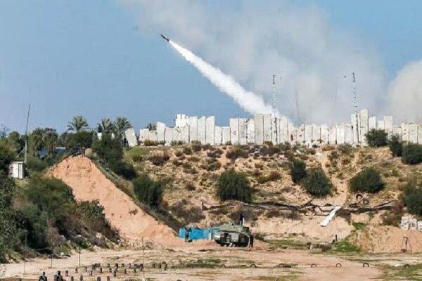 فصائل المقاومة الفلسطينية تبدأ مناورات الركن الشديد