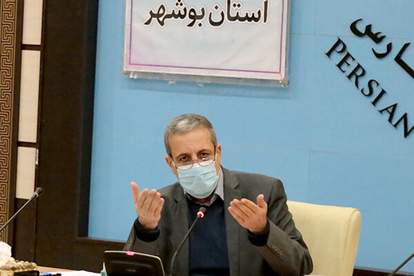 محدودیت بازدید مقامات از پارس جنوبی/اقامت درسواحل بوشهر ممنوع است