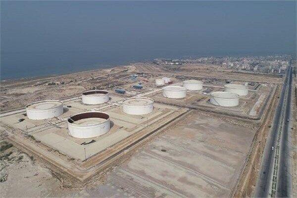 بهره برداری از مخازن ذخیرهسازی میعانات گازی پالایشگاه فاز ۱۴