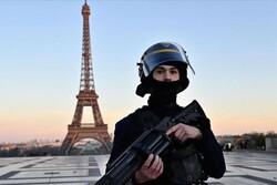 ۱۰۰ هزار پلیس در خیابانهای فرانسه مستقر شدند