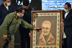 Ceremony to honor winners of 1st memorial of Soleimani Order