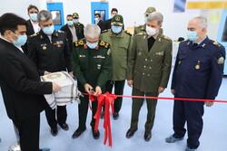 Defense min. inaugurates electronics, telecom production line