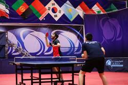 تنیس رویمیز ایران در انتظار تقویم آسیا برای کسب سهمیه المپیک