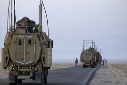 US military convoy targeted in southeastern Iraq