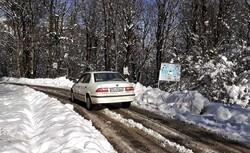 سفر به استانهای نوار شمالی و غرب تا پایان هفته ممنوع/توصیههای پلیس برای روزهای سرد