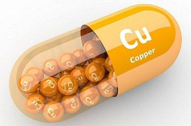 مکمل گلوکونات مس می تواند در مهار کووید ۱۹ موثر باشد