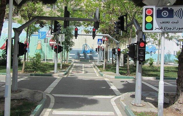 منطقه ۲ صاحب پارک ترافیک میشود