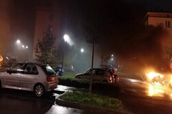 VIDEO: Dozens of cars set on fire on eve of New Year