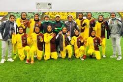 فوتبال بانوان شهرداری سیرجان
