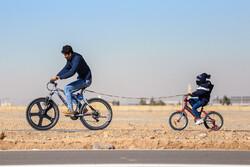 حال خوب دوچرخهسواری در روزهای کرونایی