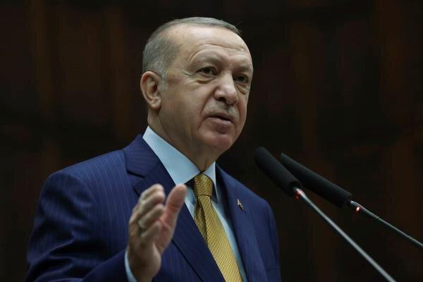 Turkey ready to militarily support Palestine: Erdogan