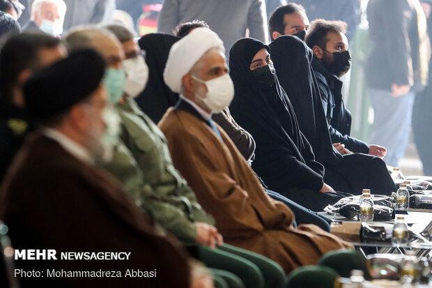 Tahran'da Şehit General Süleymani anıldı