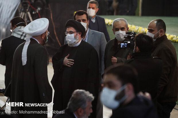 1st martyrdom anniversary of Gen. Soleimani marked in Tehran