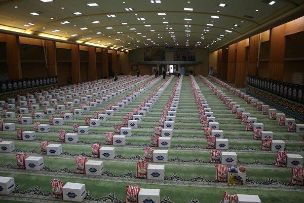 ۲۴ هزار بسته کمک مومنانه در کرمان توزیع شد - خبرگزاری مهر | اخبار ایران و  جهان | Mehr News Agency