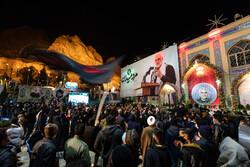 سالگرد شهادت سردار سپهبد شهید حاج قاسم سلیمانی در کرمان