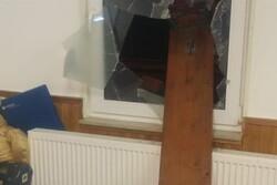 اعتداء على مسجد في المانيا